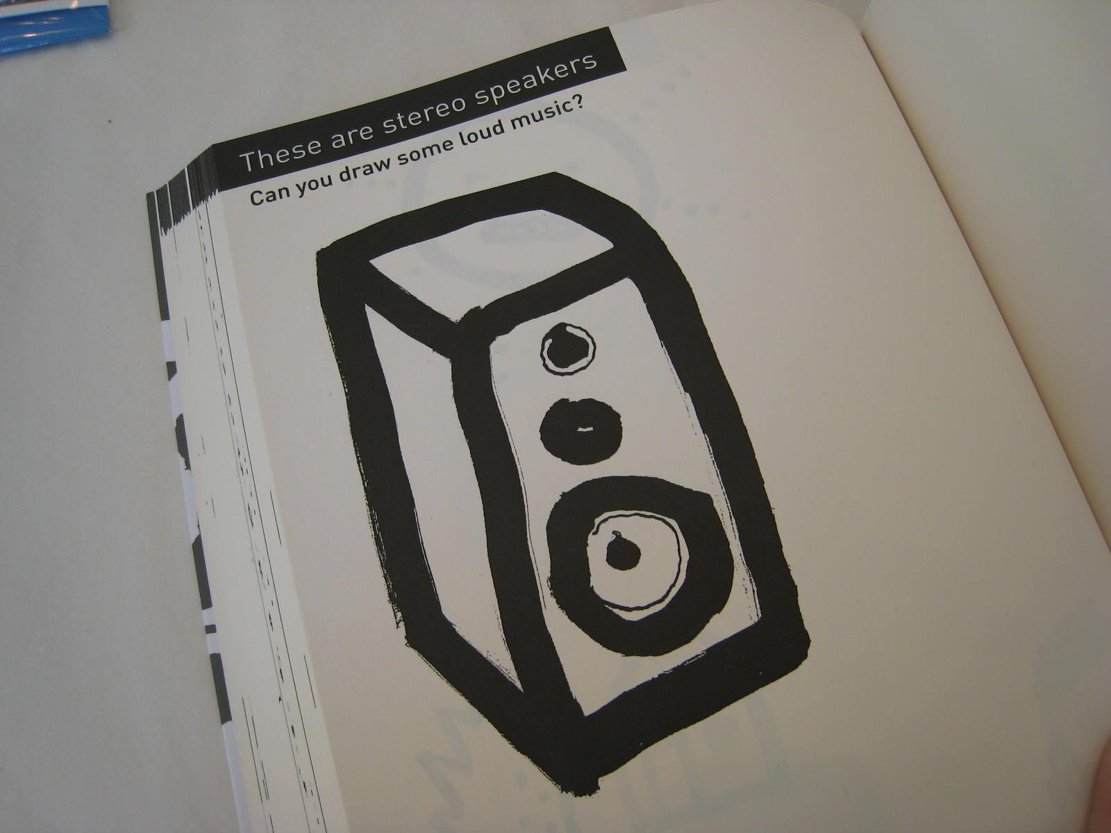 taro speaker close up - found