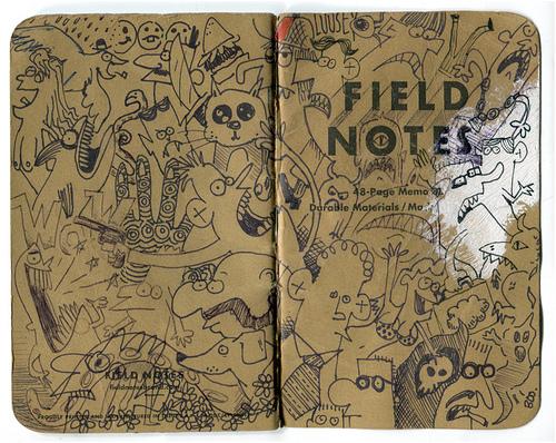 field notes2 - flickr