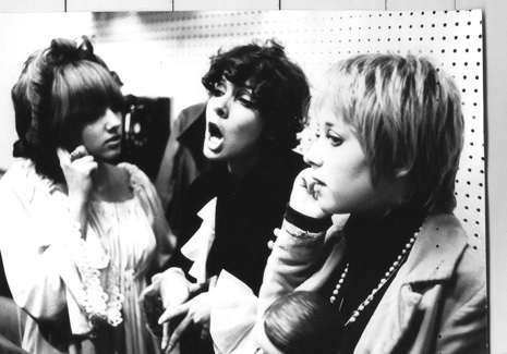 the cake - girl groups - dangerous minds