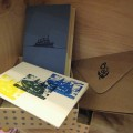 sort design stockist letterpress nautical stationery