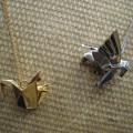 origami jewellery uk stockist pegasus swan