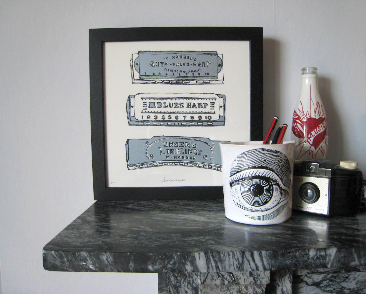 charlotte farmer - harmonicas set found bath boutique stella telegraph