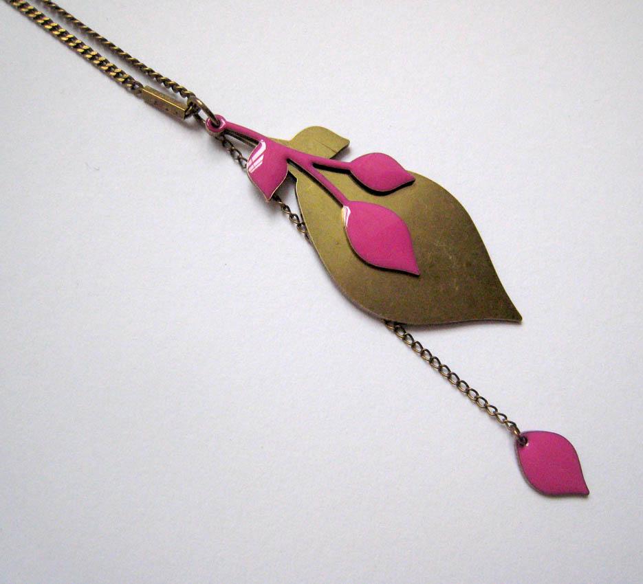 lina poum - leaf fuschia stella telegraph top 50 found bath boutique designer shop