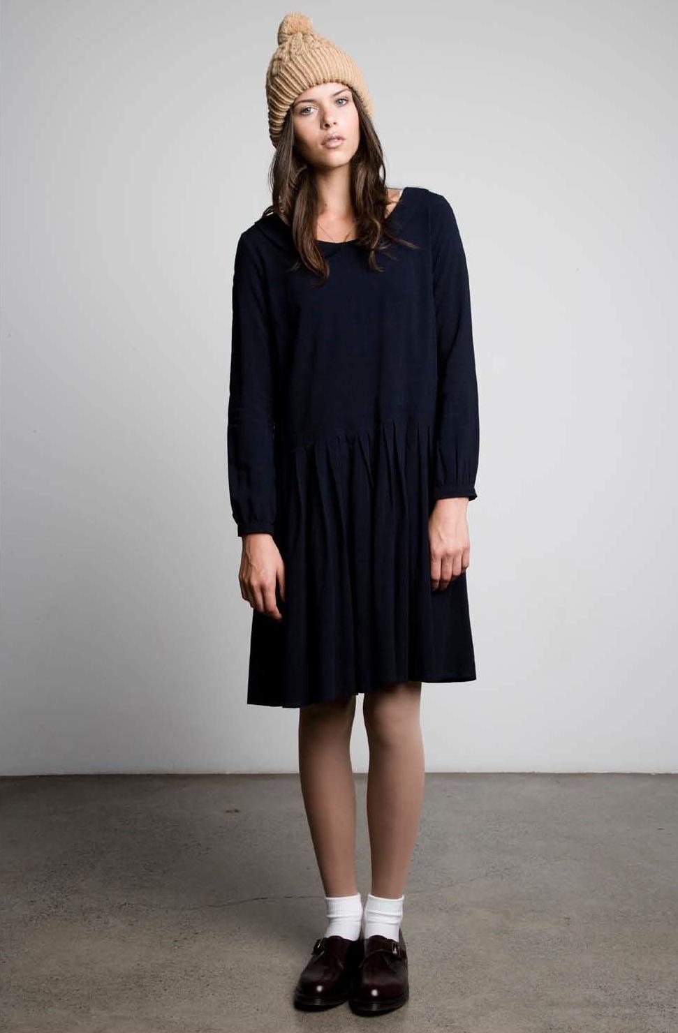 Nine Lives AW 2012-13 NLAW15 KATHERINE PULLOVER DRESS stella telegraph top 50 found bath boutique designer shop vogue top 100 glamour magazine