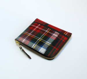 comme-des-garcons-wallet-tartan-red-patchwork-sa3100-found-bath-uk-stockist